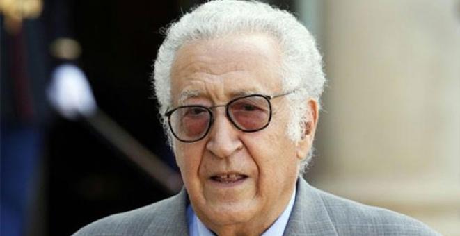 الإبراهيمي يجدد الدعوة لفتح الحدود وإزالة التوتر في العلاقات الجزائرية المغربية