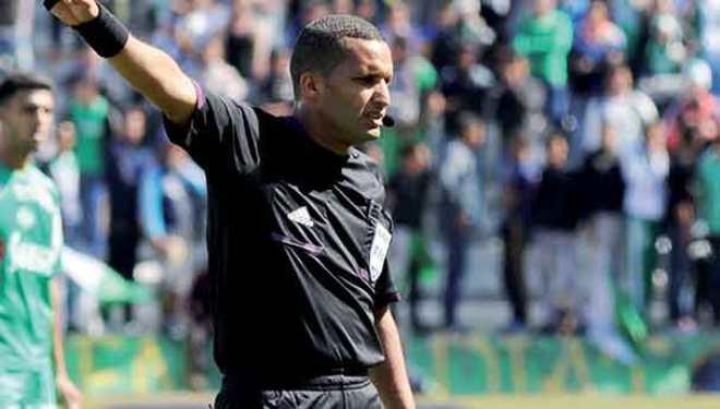رضوان جيد ضمن قائمة حكام كأس افريقيا للأمم