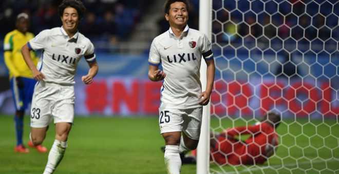 كاشيما الياباني يتوعد ريال مدريد في