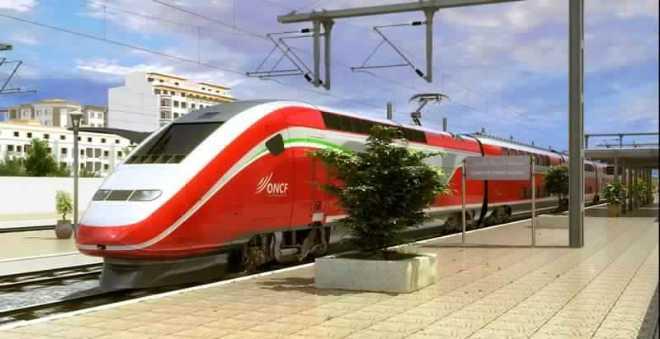 البنك الإسلامي يتكلف بمشروع القطار السريع طنجة_الدار البيضاء