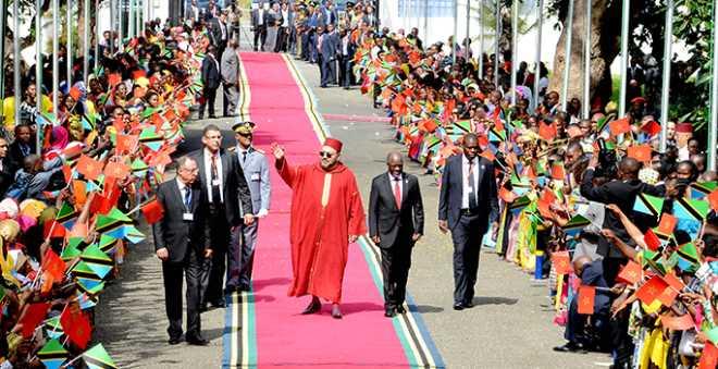 الملك محمد السادس من بين 50 شخصية الأكثر تأثيرا بإفريقيا في 2016