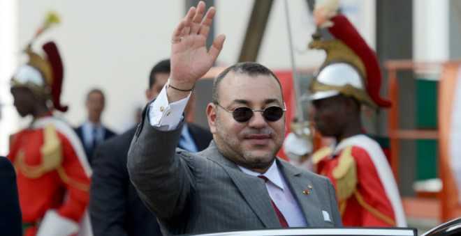 الملك محمد السادس يجري مباحثات على انفراد مع رئيس جمهورية زامبيا