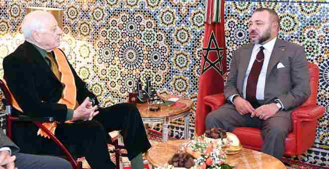 الملك محمد السادس يوشح رئيس مؤسسة