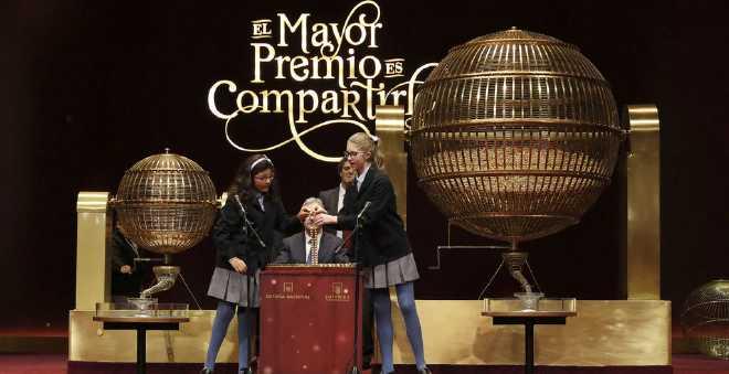 جائزة اليانصيب الإسباني