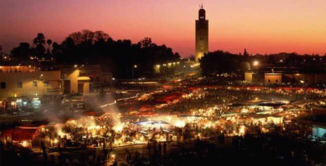 أجانب يفضلون استقبال السنة الجديدة في دفء المغرب