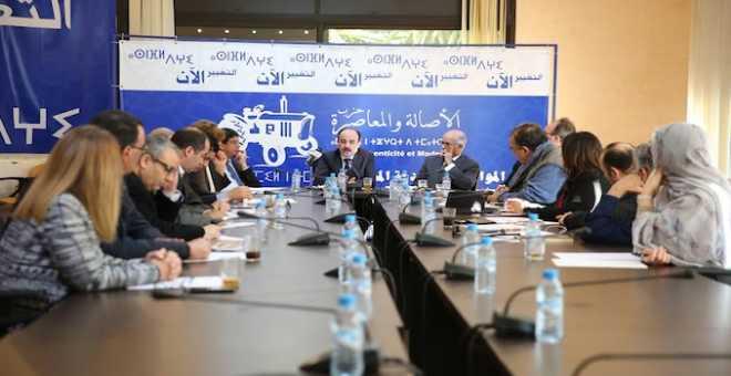 قبل الاجتماع الحاسم.. 3 مرشحين لخلافة العماري على رأس