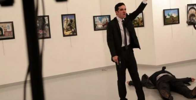 المغرب يدين اغتيال السفير الروسي ويدعم تركيا