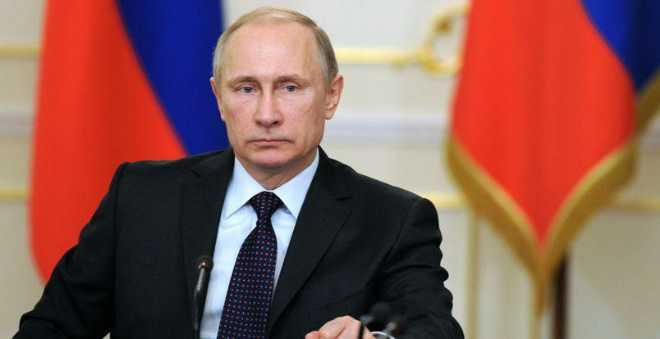 أول تعليق لفلاديمير بوتين بعد اغتيال السفير الروسي في أنقرة