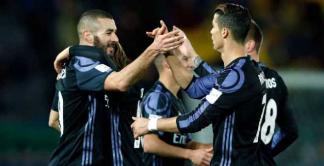 ريال مدريد يسحق ألافيس بثلاثية