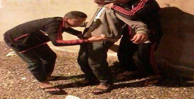 صادم.. فيديو يسجل مباشرة عملية سرقة وتعنيف في آكادير