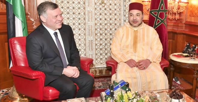 المغرب يتضامن مع الأردن ويدعم جهوده ضد الإرهاب