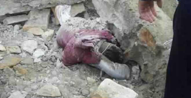 بعد الموت تحت الركام.. جمعية حقوقية تتبنى قضية الطالب الذي قتله سور مدرسة