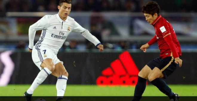رونالدو يقود ريال مدريد للفوز بكأس العالم للأندية