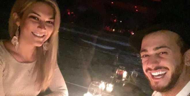 بعد دخوله السجن.. صديقة لمجرد الإيطالية تتعاون مع نجم مغربي آخر !!