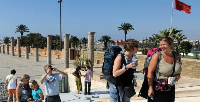 8,1 مليون سائح زاروا المغرب ما بين يناير وشتنبر 2016