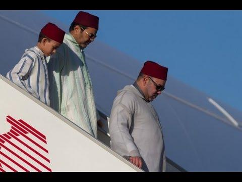 عاجل الملك محمد السادس يغادر المغرب نحو إثيوبيا لحضور القمة الافريقيا