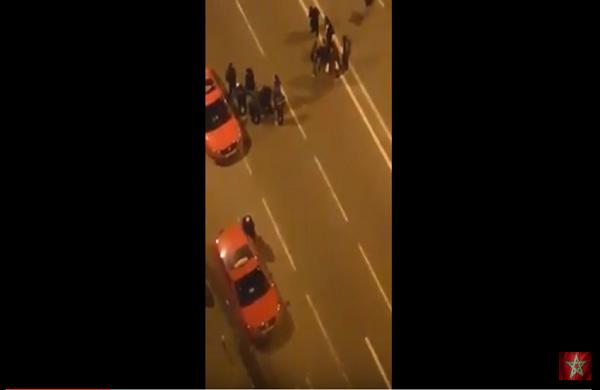 اعتداء سائقي الطاكسي صغير على مواطنة خدامة ف uber