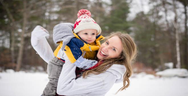 أهم النصائح لتدفئة طفلك الرضيع خلال الشتاء