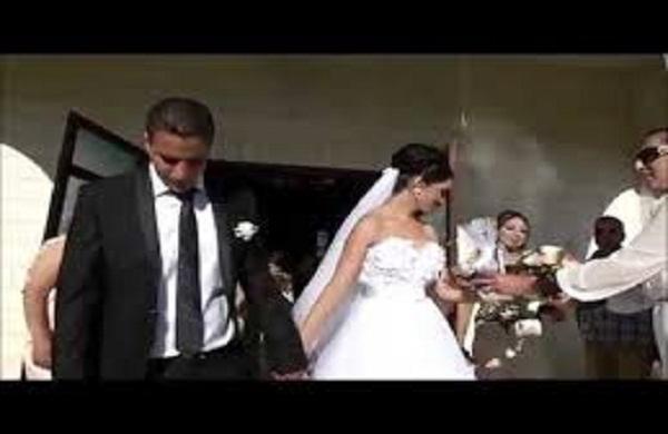 رجل يقتل زوجته يوم زفافهما ؟!! شاهد السبب