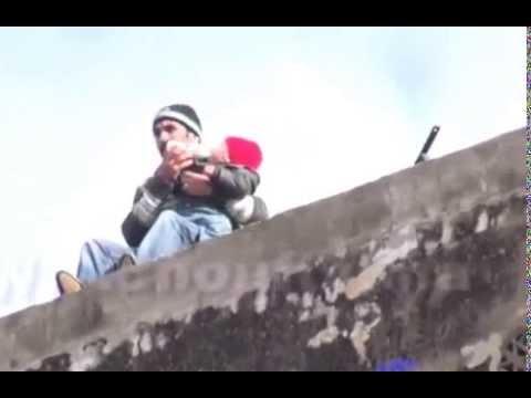 محاولة انتحار مباشرة لأب و طفله في المدينة القديمة