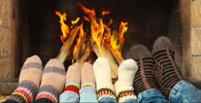 طرق فعالة لتدفئة الأطراف طوال شهور البرد