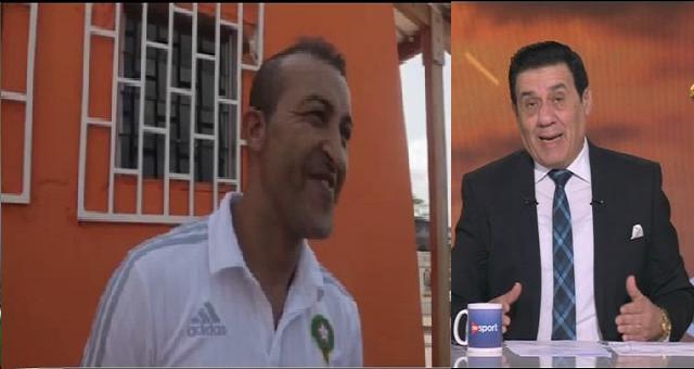 مصطفى حجي: نحن عقدة مصر وسنعبر المباراة القادمة