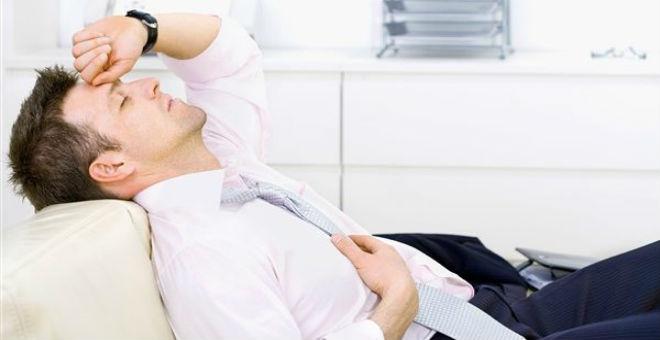 ضغوط العمل قد تجعلك فريسة للسرطان