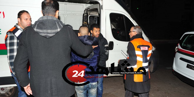 برشيد ..توقيف ثلاثة أشخاص لاعتدائهم على مواطن إيطالي