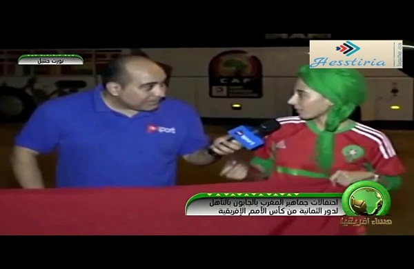 المصريون متخوفون من عقدة المغرب... شاهد ما قاله مديع قناة مصرية