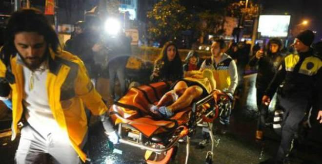 3 جرحى مغاربة في هجوم اسطنبول وسفارة المملكة بتركيا تشكل خلية أزمة!!