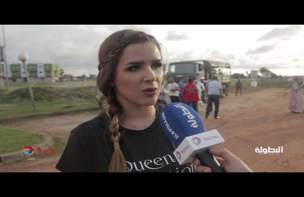 الإعلامية المصرية شيما صابر تتحدث عن قمة مصر و المغرب