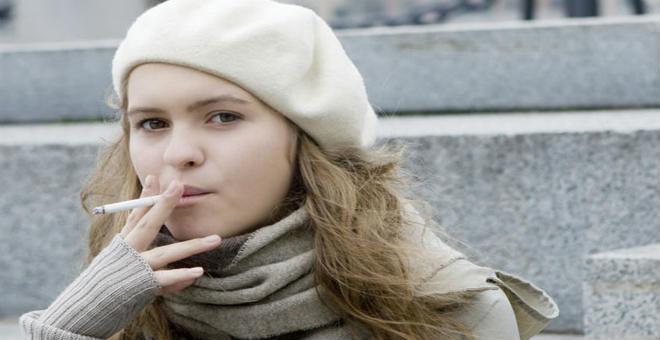 درسة تحذر من التدخين في فصل الشتاء!