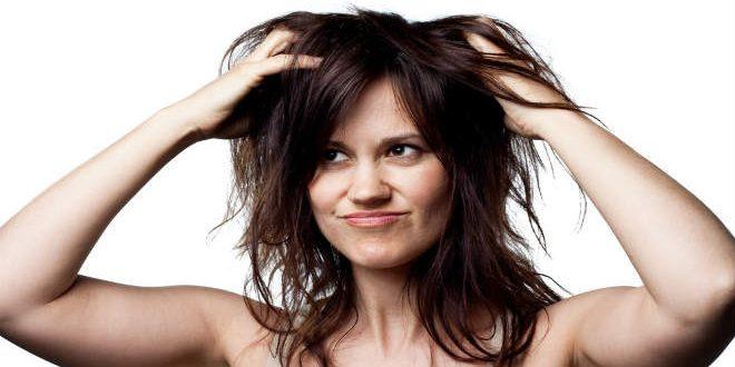 حكة الشعر