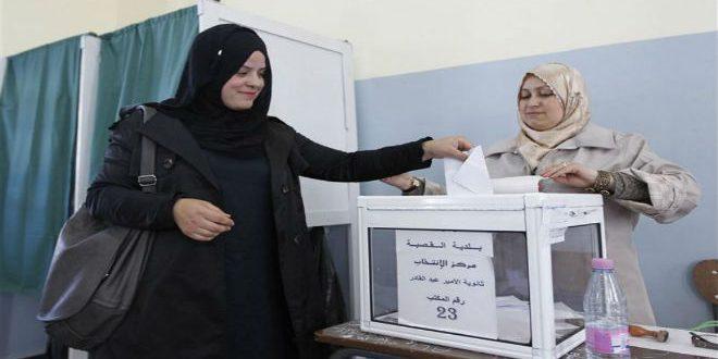 الانتخابات البرلمانية بالجزائر