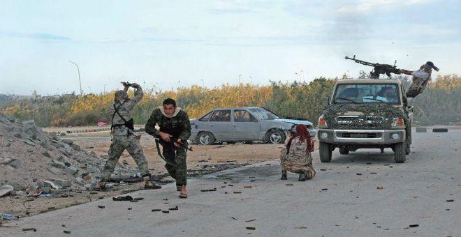 ليبيا:
