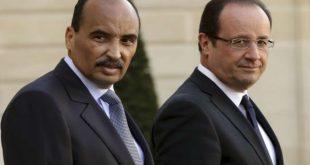 العلاقات الفرنسية الموريتانية