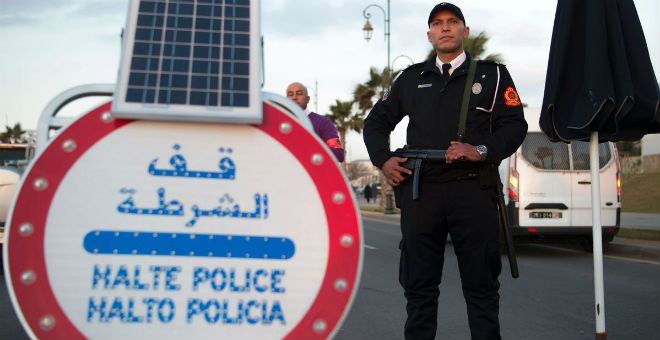 أمن البيضاء يوقف مواطنا ليبيا بحوزته كمية كبيرة من
