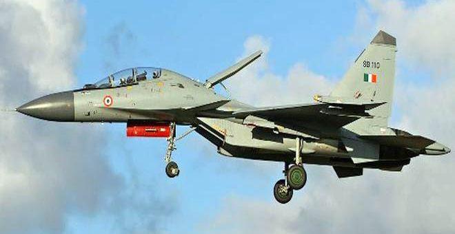 الجزائر تتسلم ثمان طائرات مقاتلة روسية من طراز