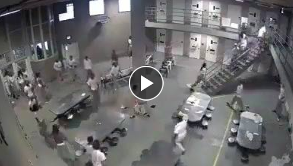 حرب العصابات من قلب سجن بأمريكا