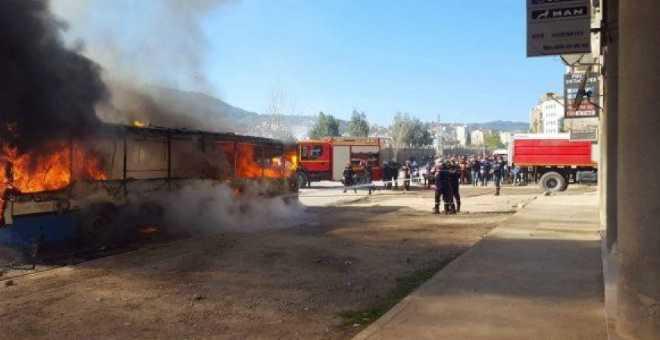 اشتباكات عنيفة في ولاية بجاية بالجزائر