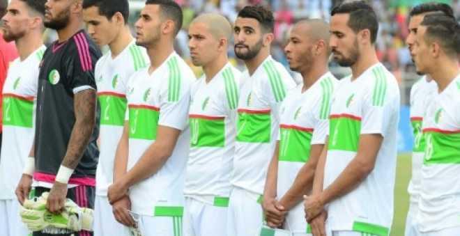 منتخب الجزائر يودع كأس إفريقيا مبكرا