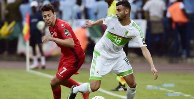 تونس تنتصر على الجزائر وتقترب من التأهل