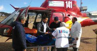 المروحية الطبية