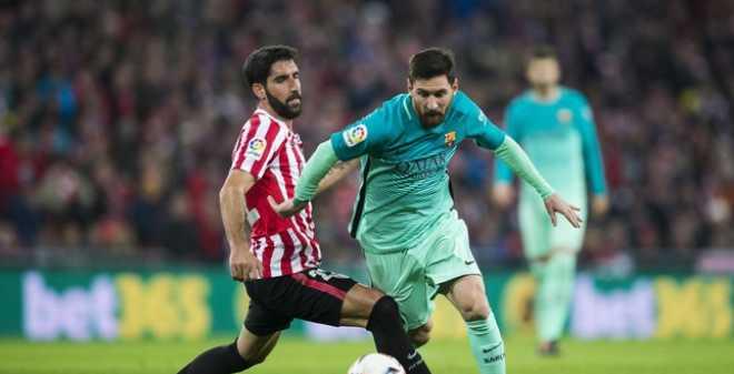 برشلونة يتعثر أمام بيلباو في كأس الملك