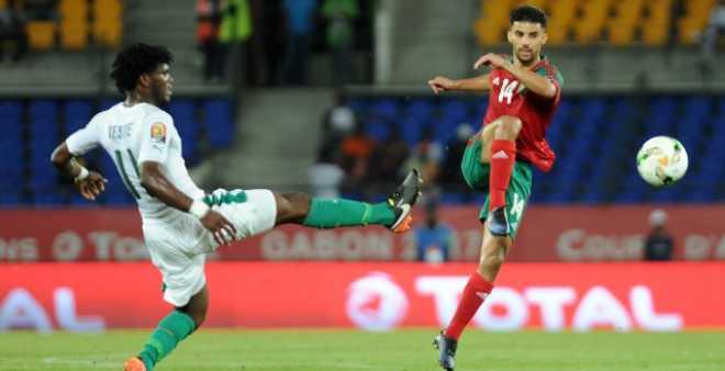بوصوفة: لعبنا بقتالية كبيرة لأجل إسعاد المغاربة