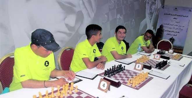 حركة تصحيحية بالشطرنج تطالب بجمع عام استثنائي