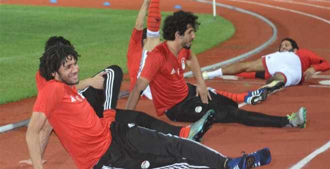 نجم نجوم المنتخب المصري يغيب عن مباراة المغرب لسبب غريب..