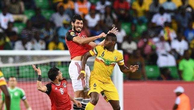 مصر تتعادل مع منتخب مالي بصعوبة