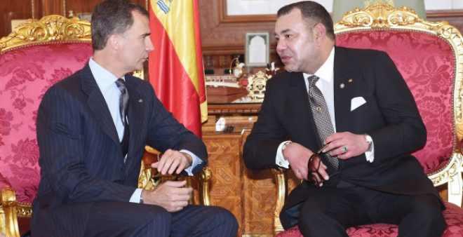 الملك فيليبي السادس:اسبانيا عازمة على تعزيز علاقتها مع المغرب بشكل أكبر