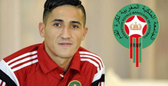فيصل فجر أفضل لاعب في المباراة